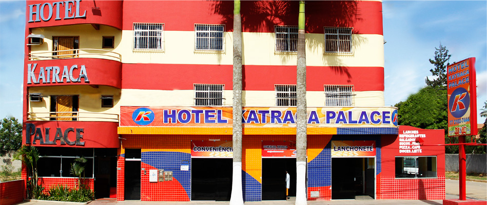 Hotel Katraca Palace